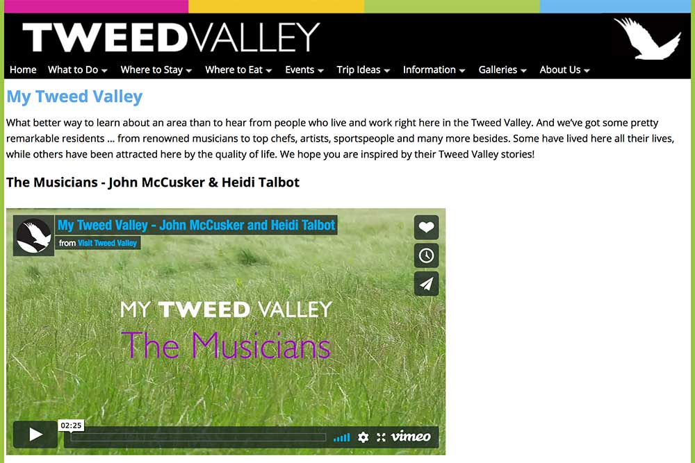 Myy Tweed Valley