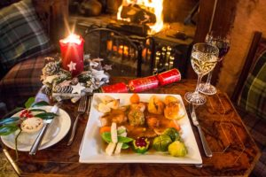 Christmas Dinner at the Old Bakehouse
