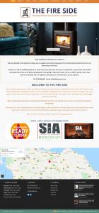 New look Fire side website