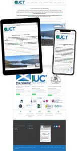 Ullapool Community Trust website
